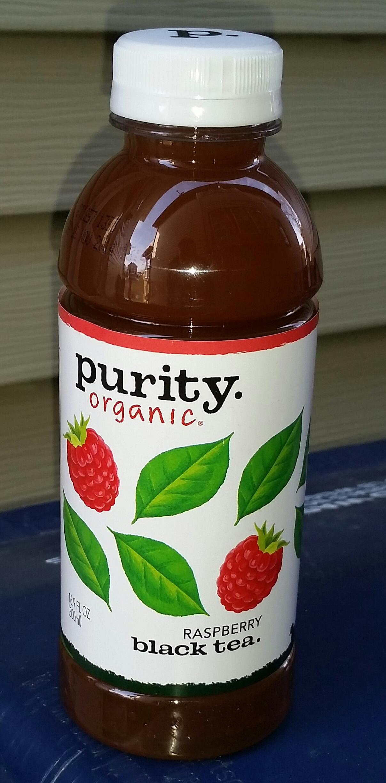 Thirsty Dudes Purity Organic Raspberry Black Tea