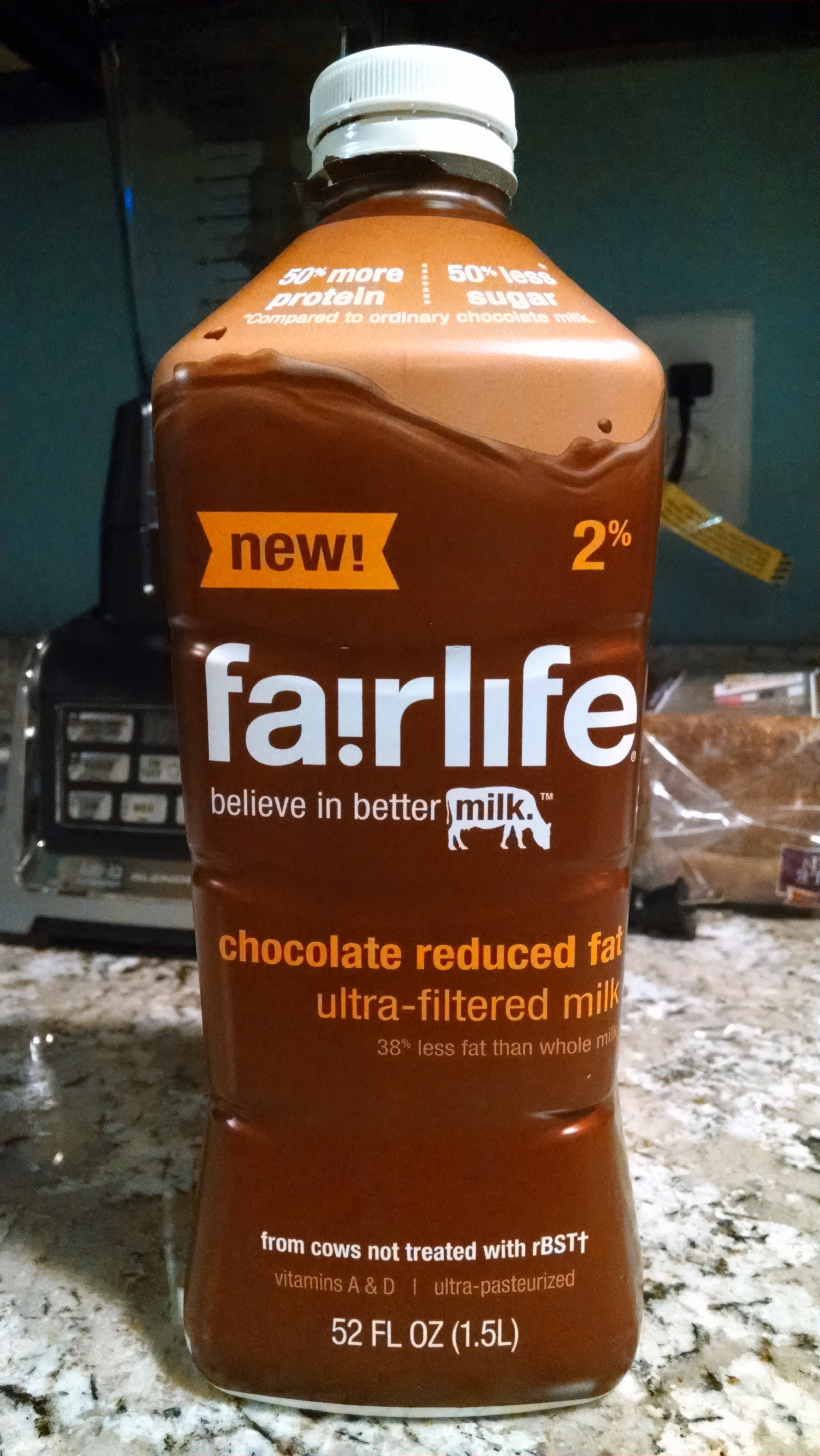 Thirsty Dudes :: Fairlife Ultra Filtered Milk Chocolate