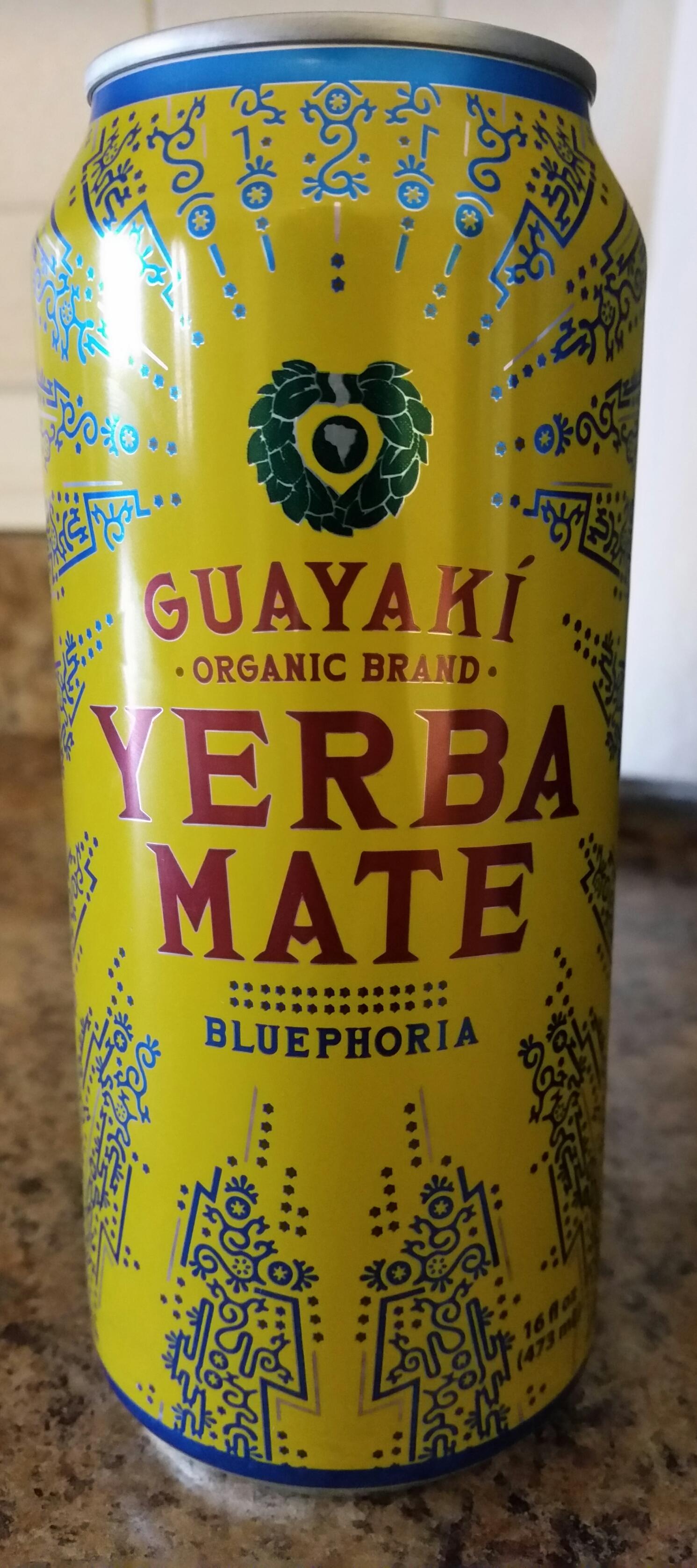 Thirsty Dudes :: Guayaki Yerba Mate Bluephoria