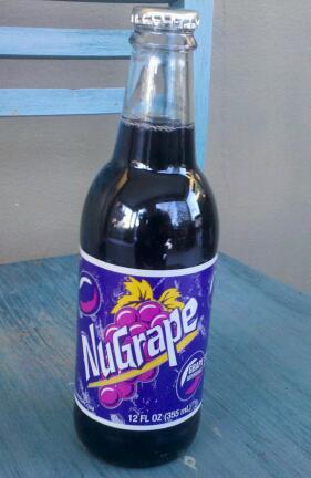 Thirsty Dudes Nugrape Grape Soda