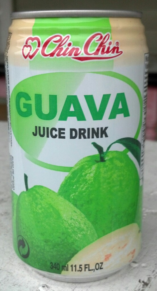 Thirsty Dudes Chin Chin Guava Juice Drink