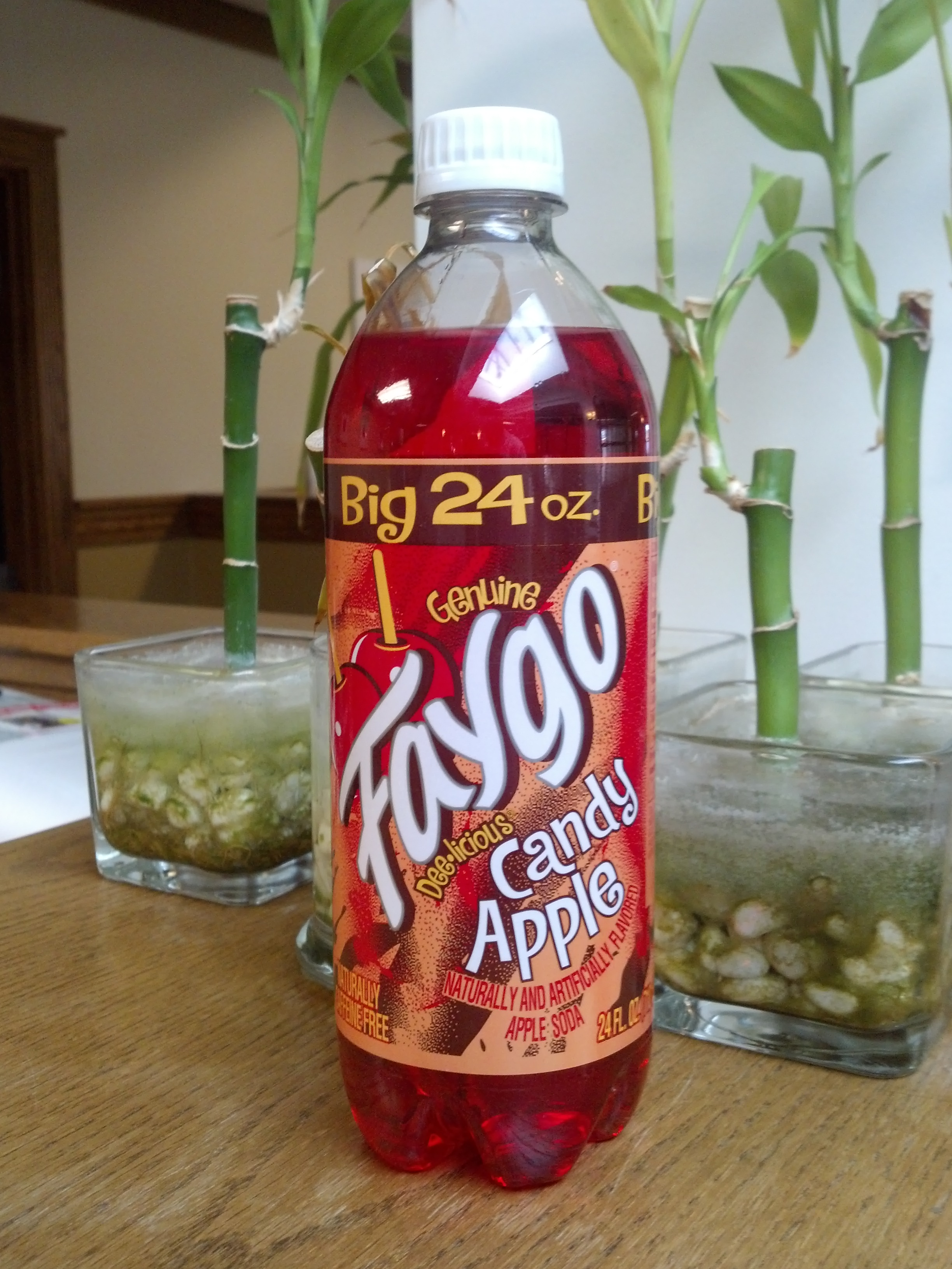 Thirsty Dudes Faygo Candy Apple