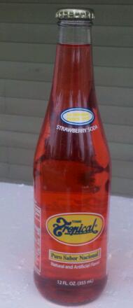 Thirsty Dudes Tome Tropical Fresca Ecuadorian Strawberry