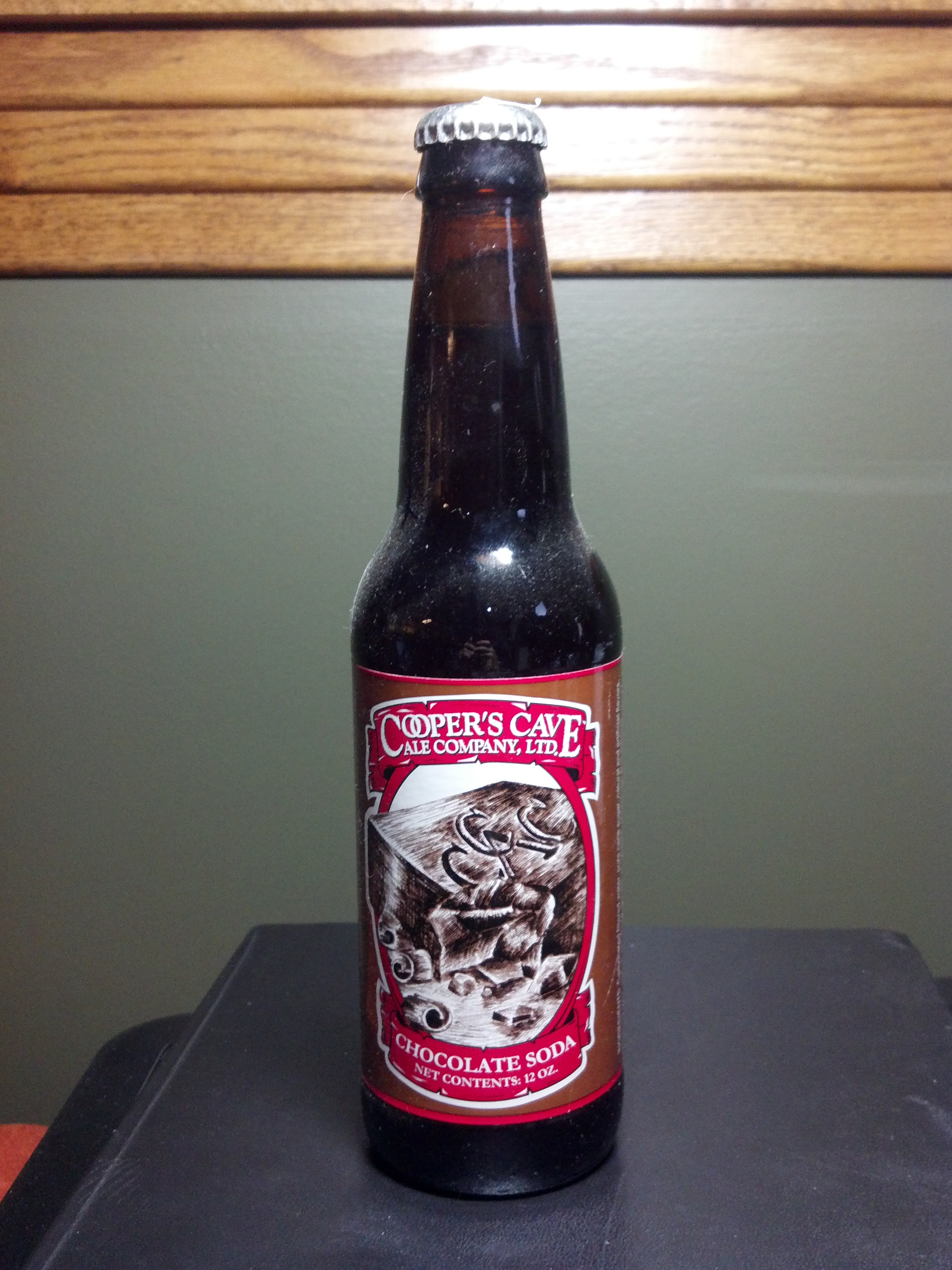 Thirsty Dudes :: Cooper's Cave Ale Company Chocolate Soda