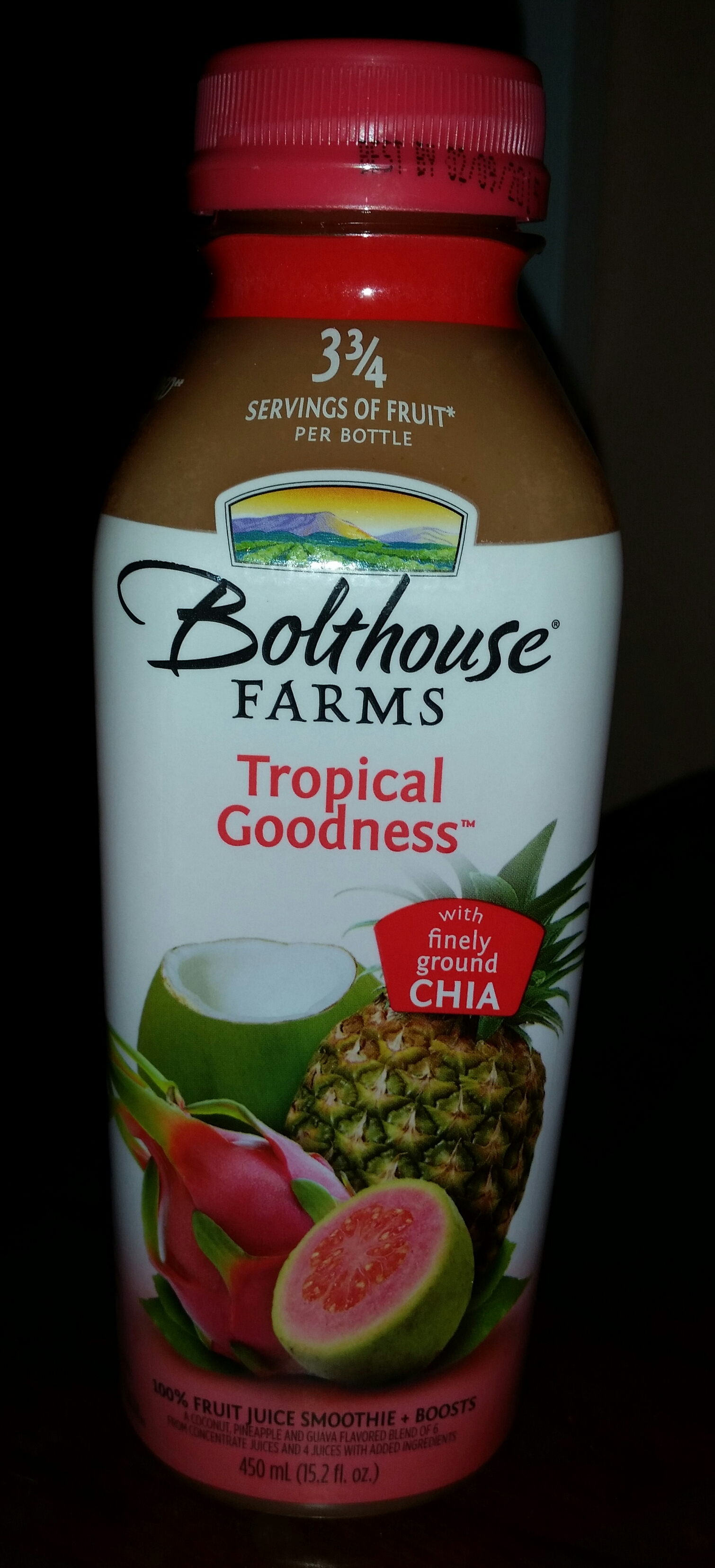 Thirsty Dudes :: Bolthouse Farms Tropical Goodness