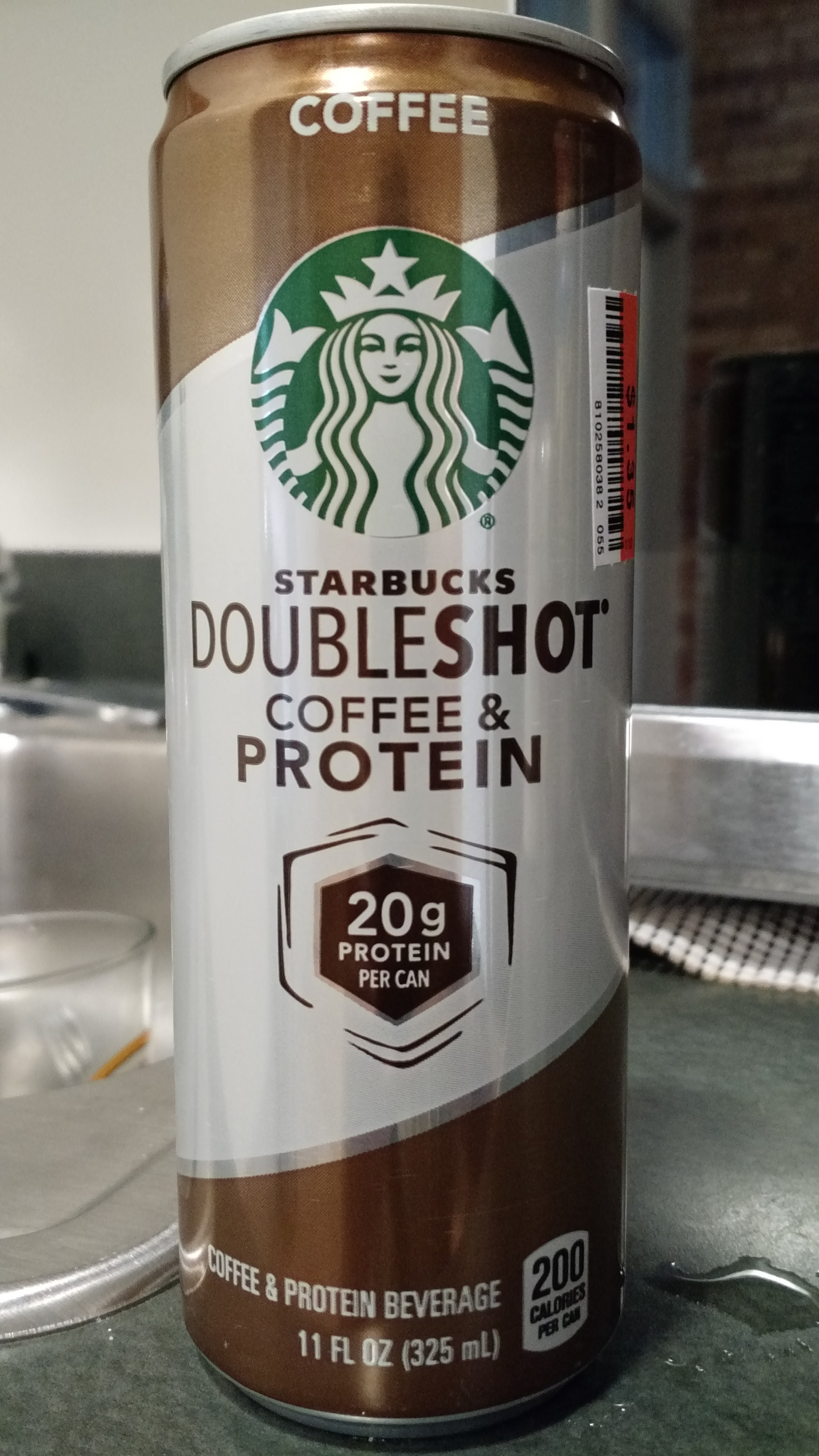 Thirsty Dudes Starbucks Doubleshot Coffee And Protein