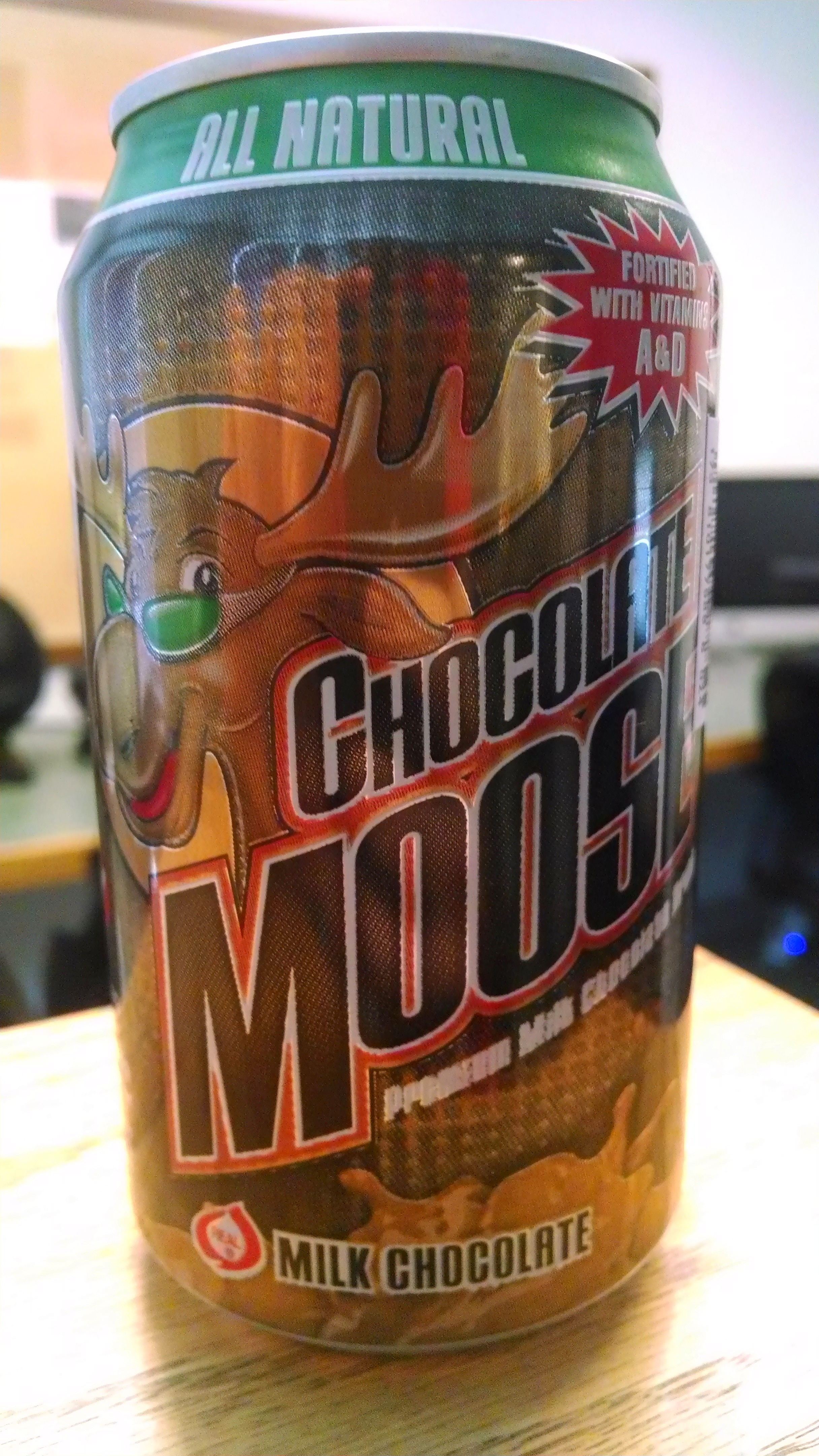 Thirsty Dudes :: North American Beverage Chocolate Moose Milk ...