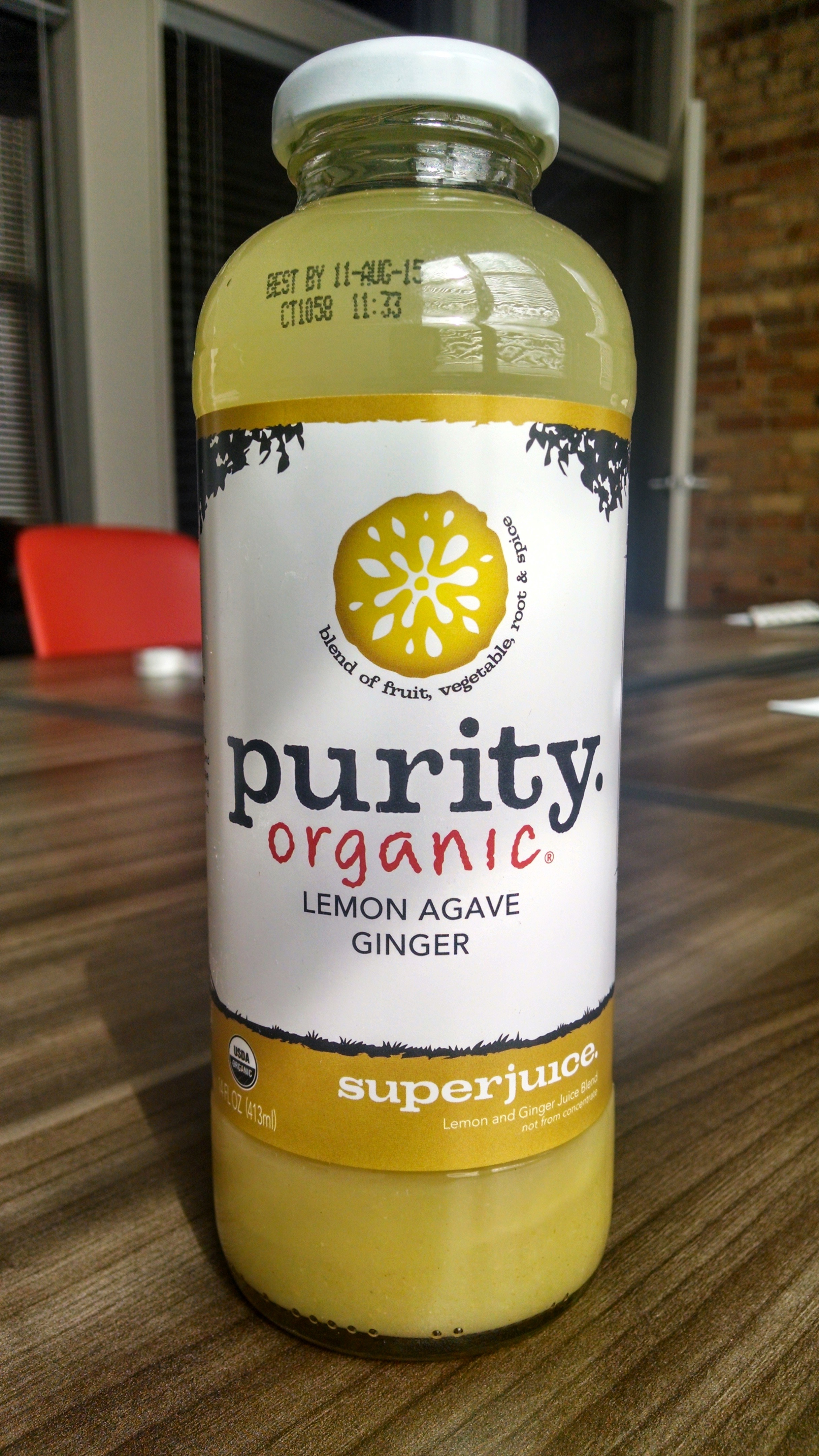Thirsty dudes purity organic superjuice lemon agave ginger purity organic superjuice lemon agave ginger malvernweather Choice Image