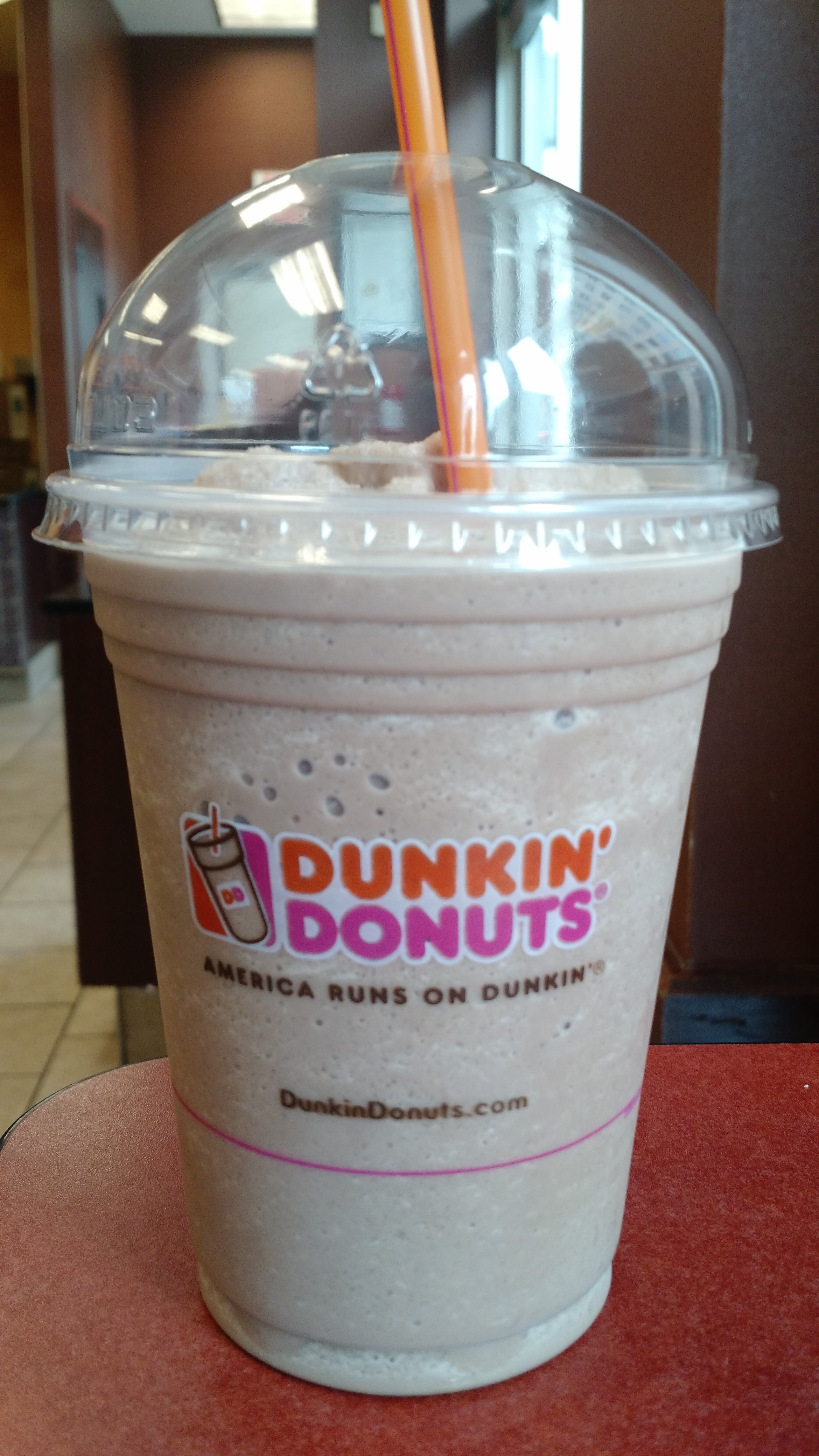 Thirsty Dudes :: Company :: Dunkin' Donuts
