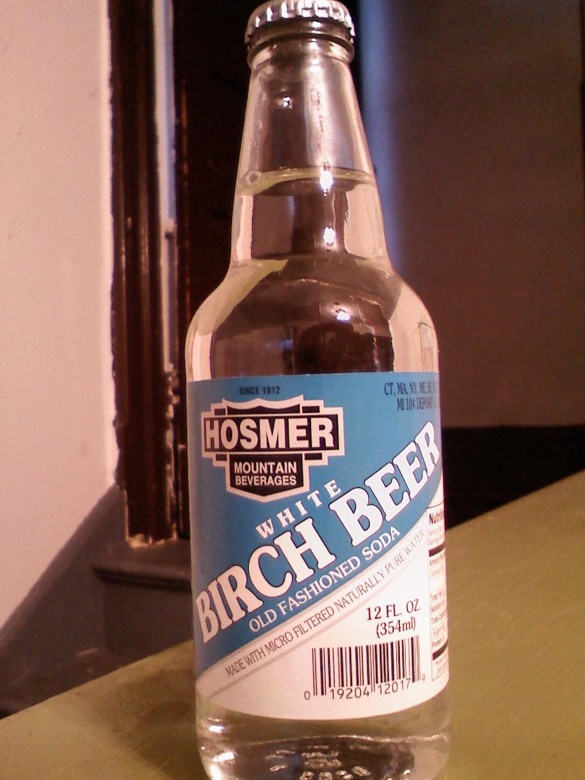 Thirsty Dudes Hosmer Mountain White Birch Beer