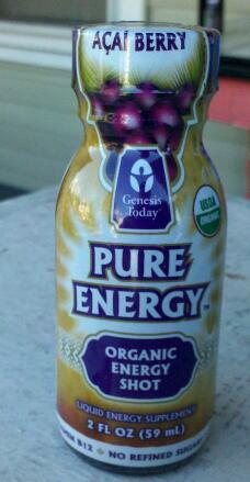 Genesis today acai berry juice reviews