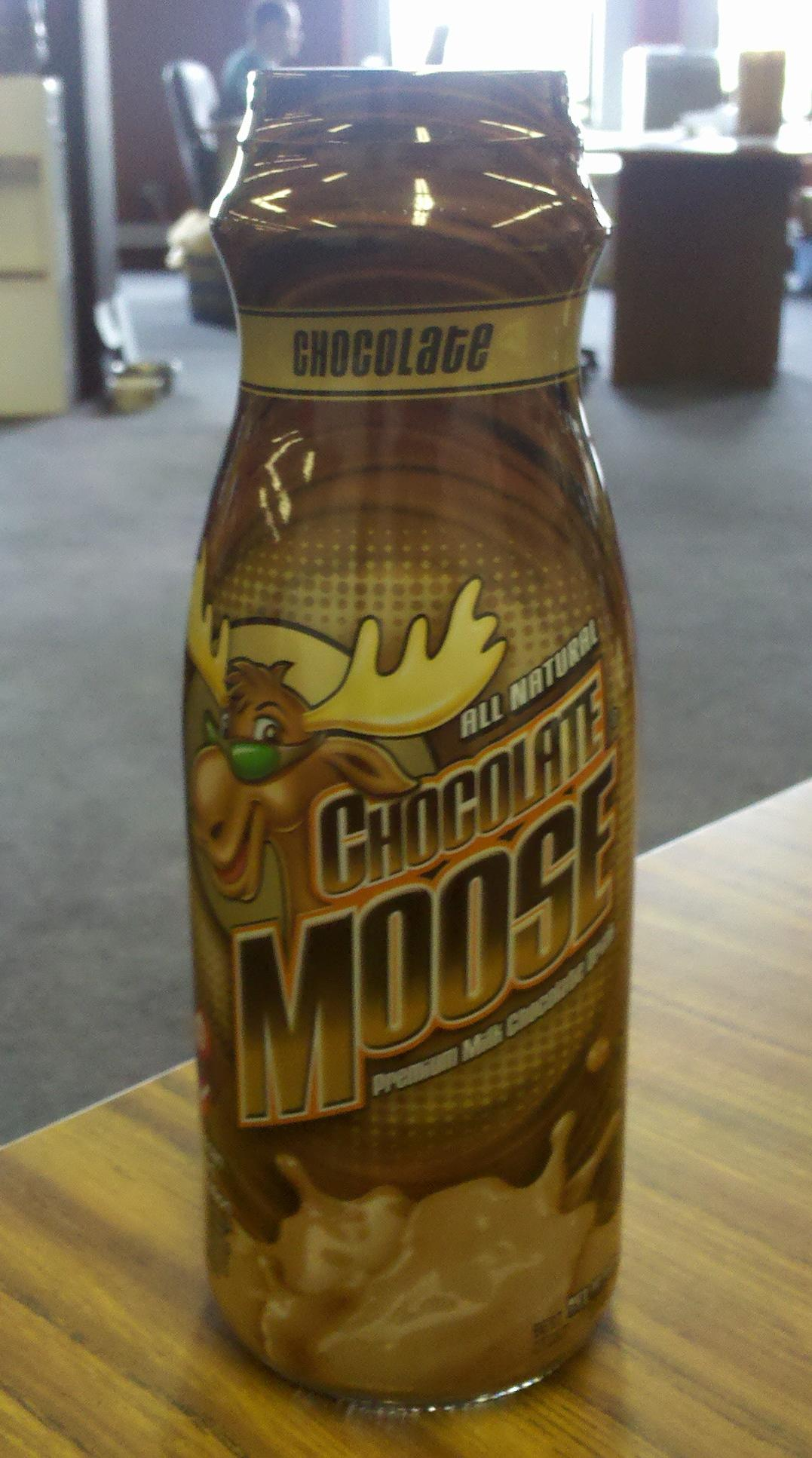 Thirsty Dudes :: North American Beverage Chocolate Moose Chocolate ...