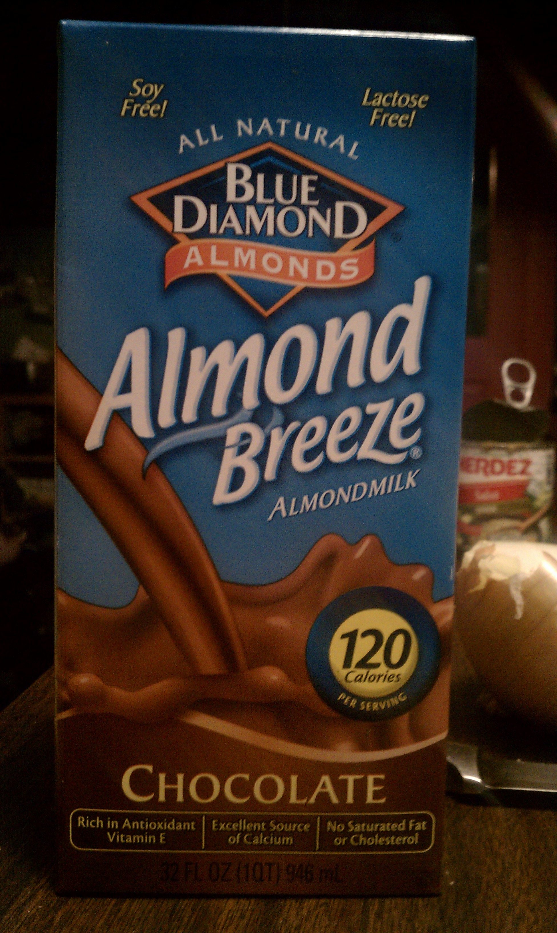 Thirsty Dudes Almond Breeze Chocolate Almond Milk