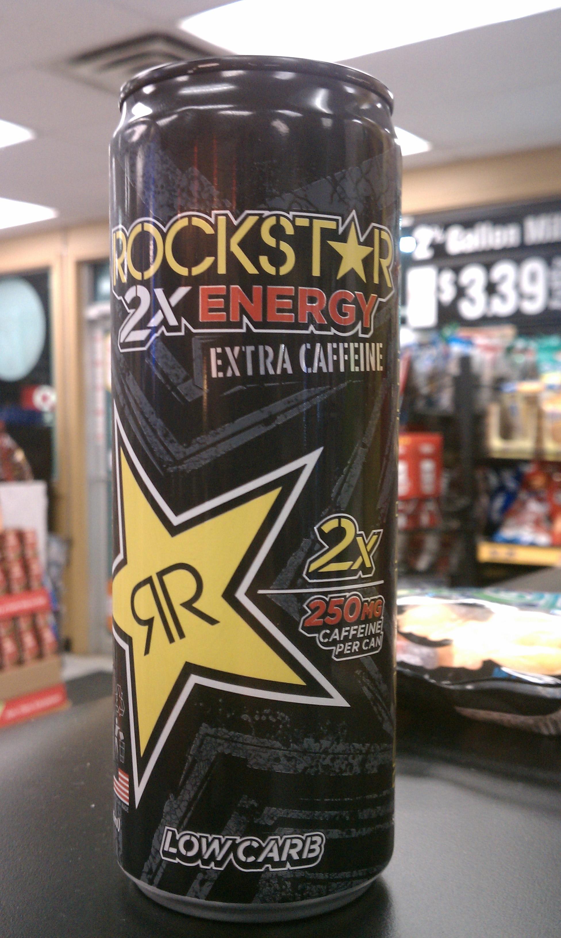 Thirsty Dudes :: Rockstar 2X Energy