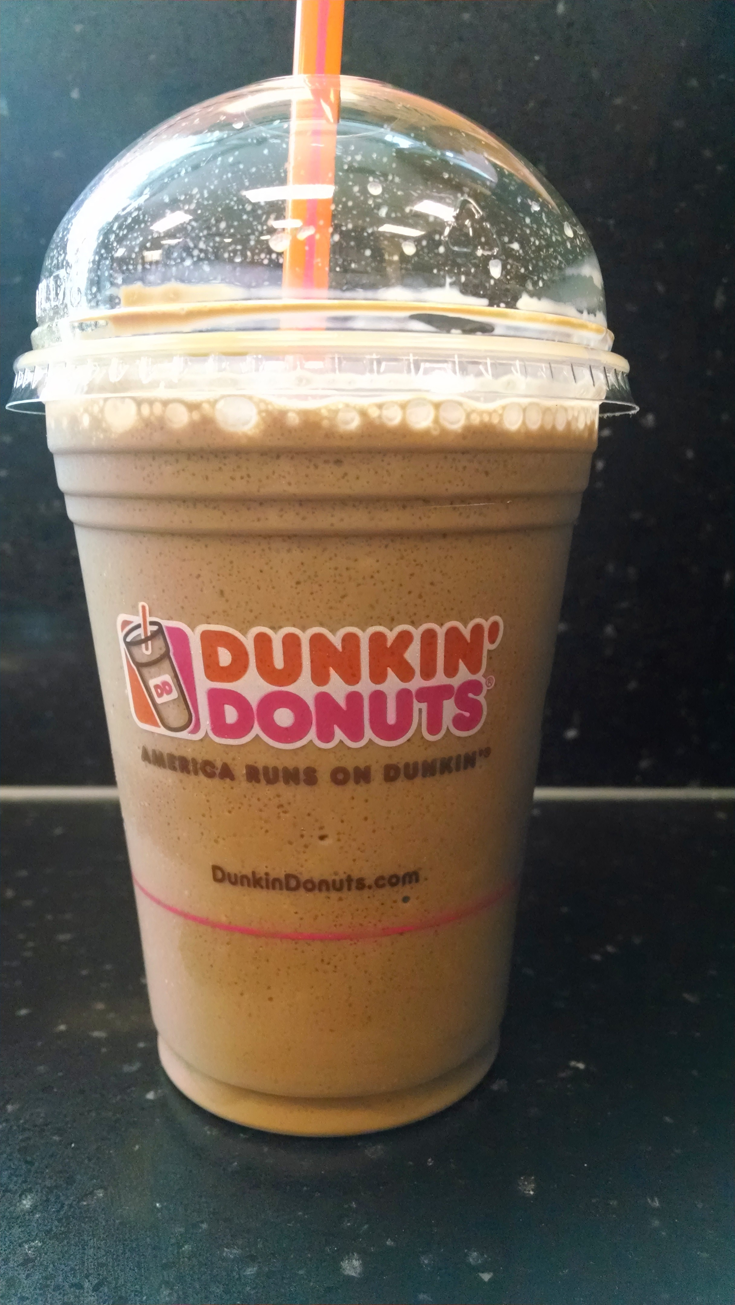 Thirsty Dudes :: Dunkin' Donuts Frozen Mocha Coffee