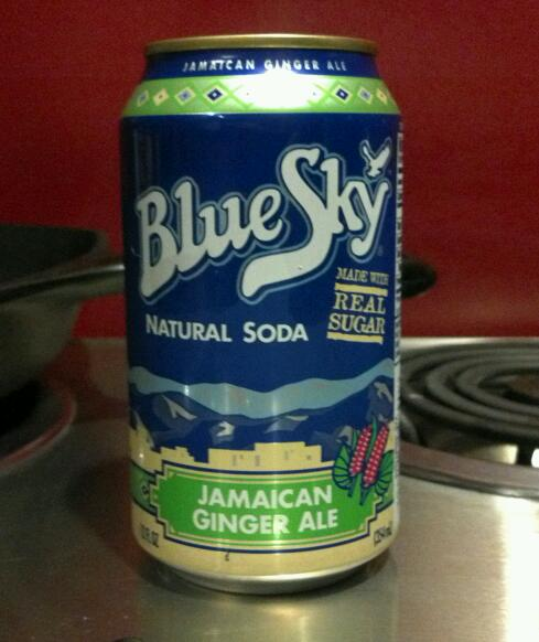 Why Is Root Beer Called Root Beer >> Thirsty Dudes :: Blue Sky Natural Soda Jamaican Ginger Ale