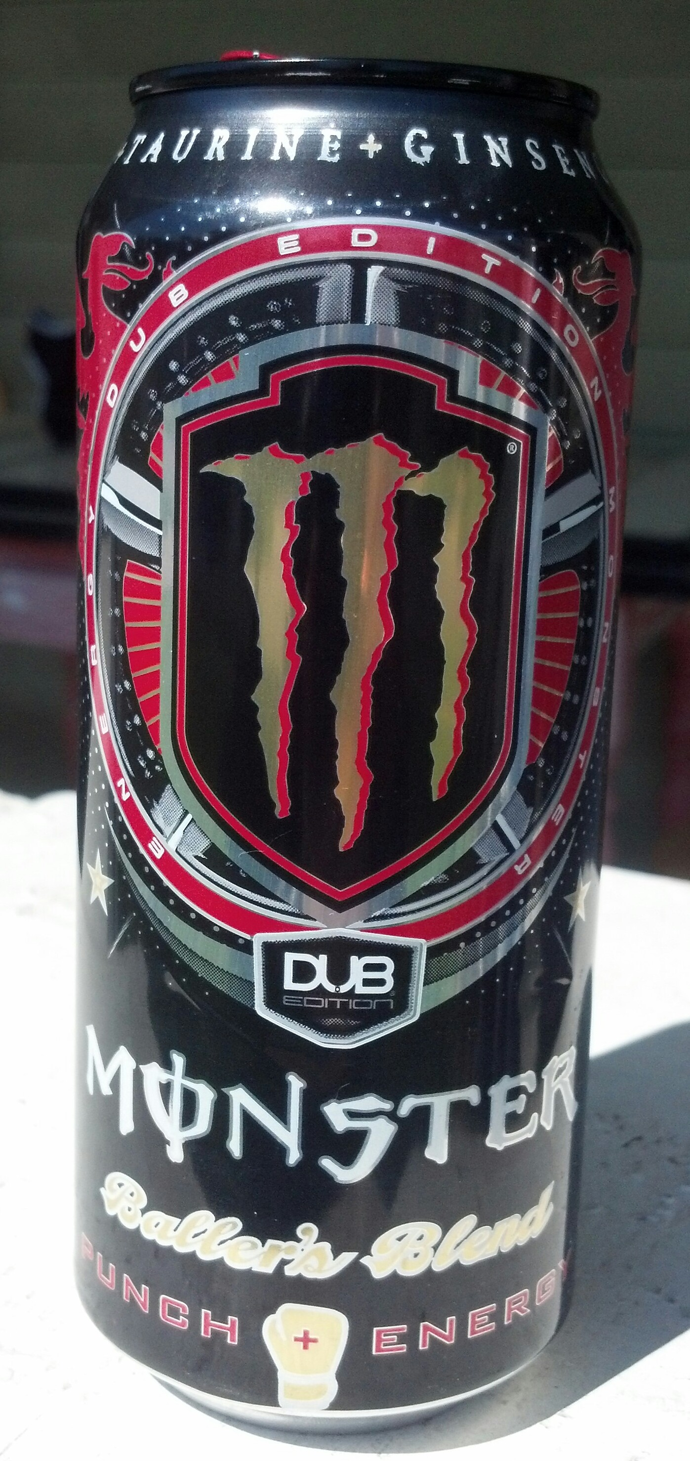 Monster dub edition punch mad dog energy drink review youtube.