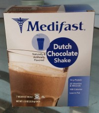 Medifast Dutch Chocolate Shake