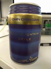 Chin Chin Coffee Blue Mountain Style