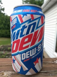 Mountain Dew Dew.S.A.