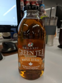 7 Eleven Green Tea With Ginger
