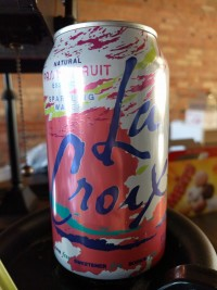 La Croix Passion Fruit
