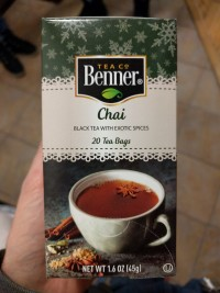 Benner Tea Co. Chai