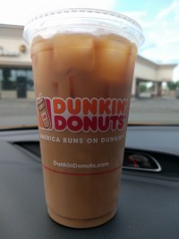 Dunkin' Donuts Iced Coffee S'Mores