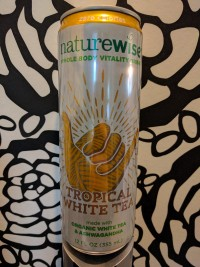 Naturewise Whole Body Vitality Drink Tropical White Tea