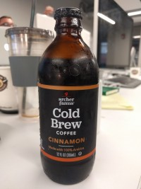 Archer Farms Cold Brew Cinnamon