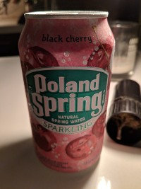 Poland Spring Black Cherry