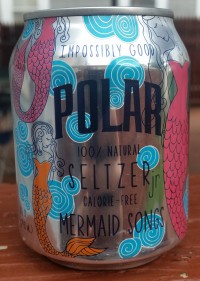 Polar Seltzer Jr. Mermaid Songs