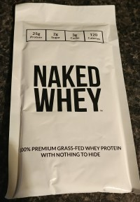 Naked Nutrition Whey