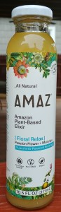 Amaz Amazon Plant-Based Elixir Floral Relax - Passion flower + Mulungu