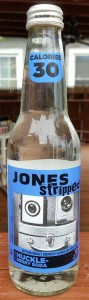 Jones Stripped Huckleberry Soda