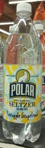 Polar Seltzer Pineapple Grapefruit