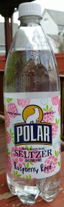 Polar Seltzer Raspberry Rose