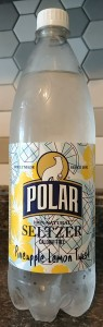 Polar Seltzer Pineapple Lemon Twist