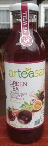 Arteasan Green Tea Passion Fruit Elderberry Peppermint